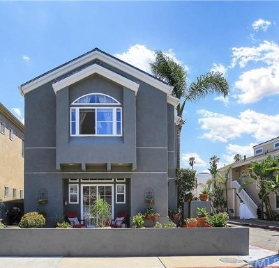 West Newport Beach (Wsnb) Multi Family Home For Sale: 500 Clubhouse Avenue
