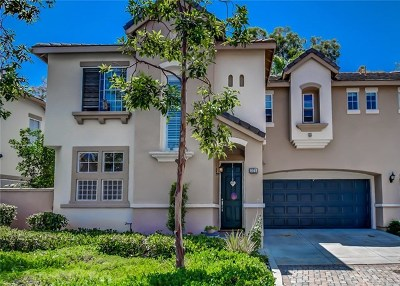 Rancho Santa Margarita Condo/Townhouse For Sale: 221 Seacountry Lane
