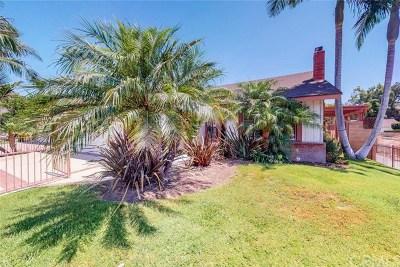 Orange Single Family Home For Sale: 167 N Quail Lane