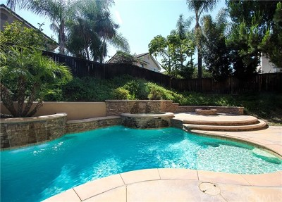 Rancho Santa Margarita Single Family Home For Sale: 26 Via Trompeta