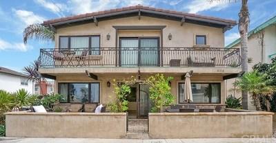 Single Family Home For Sale: 5316 Seashore Drive