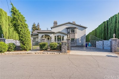 Upland Single Family Home For Sale: 1004 Hillcrest Drive