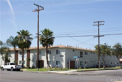 Norwalk Multi Family Home For Sale: 12235 Alondra Boulevard