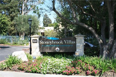 Long Beach Condo/Townhouse For Sale: 412 N Bellflower Boulevard #312