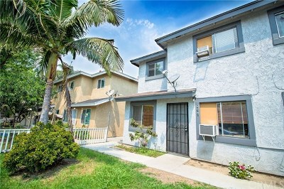 Anaheim Multi Family Home For Sale: 471 E Broadway