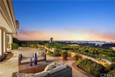 Corona Del Mar Single Family Home For Sale: 1845 Sabrina Terrace