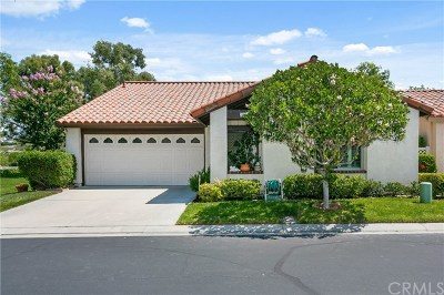 Mission Viejo Single Family Home For Sale: 28526 Borgona