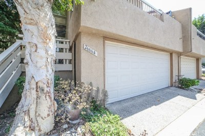 Mission Viejo Condo/Townhouse For Sale: 26664 Dorothea