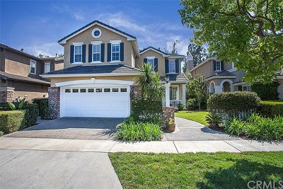 Irvine Single Family Home For Sale: 16 Middleton