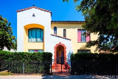 Long Beach Multi Family Home For Sale: 1724 Cherry Avenue