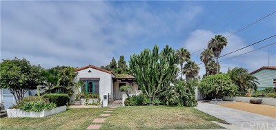 San Clemente Single Family Home For Sale: 202 W Avenida Palizada