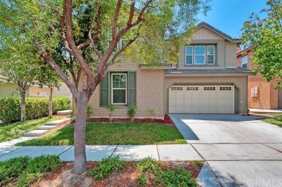 Temecula Single Family Home For Sale: 27325 Quincy Lane