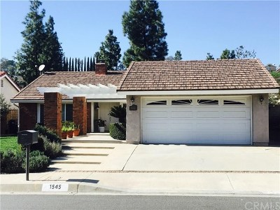 Diamond Bar CA Single Family Home For Sale: $720,000