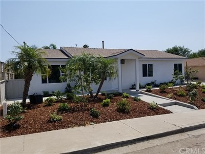 San Diego Single Family Home For Sale: 3855 Baker Street