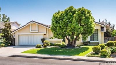 Orange Single Family Home For Sale: 3540 E Marywood Drive