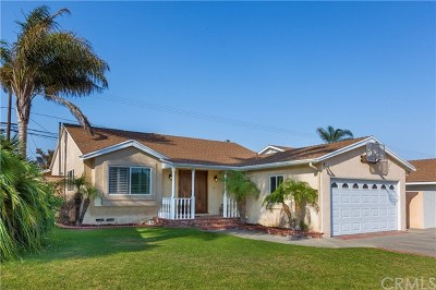 Torrance Single Family Home For Sale: 4713 Jacques Street