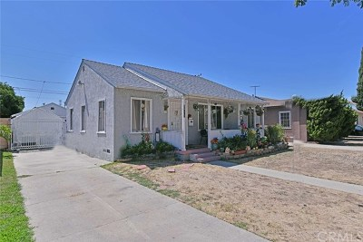 Long Beach Multi Family Home For Sale: 3557 Easy Avenue