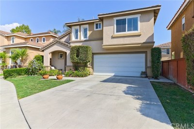 Rancho Santa Margarita Single Family Home For Sale: 6 Altivo