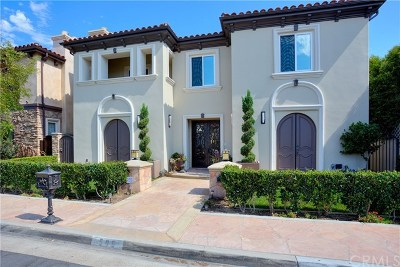 Newport Beach Single Family Home For Sale: 508 Westminster