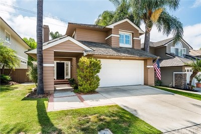 Laguna Niguel Single Family Home For Sale: 92 Oakcliff Drive