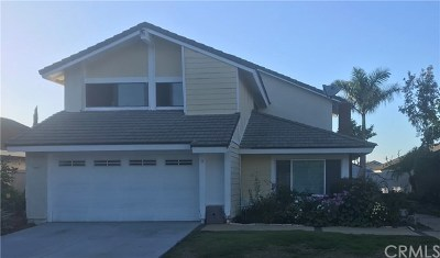 Single Family Home For Sale: 3 Fallbrook