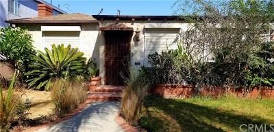 Long Beach Single Family Home For Sale: 2120 Maine Avenue
