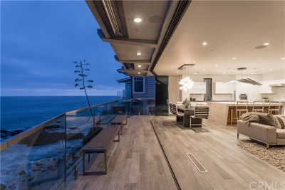 Laguna Beach Single Family Home For Sale: 31885 Circle Drive