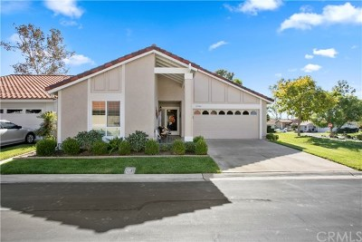 Mission Viejo Single Family Home For Sale: 27684 Calle Valdes