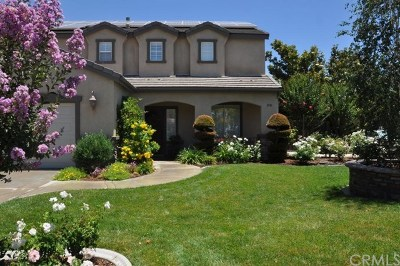 Riverside Single Family Home For Sale: 8196 Northpark Drive