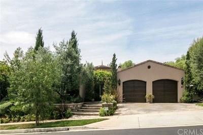 San Clemente Single Family Home For Sale: 37 Calle De La Luna