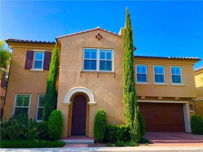 Irvine Single Family Home For Sale: 121 Coyote Brush