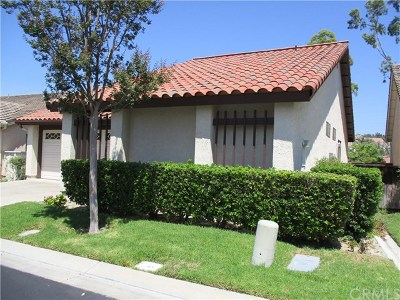 Mission Viejo Single Family Home For Sale: 28546 Pacheco