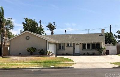 Santa Ana Single Family Home For Sale: 4402 Morningside Avenue