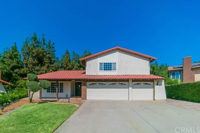 Upland Single Family Home For Sale: 1187 Noreen Ct.