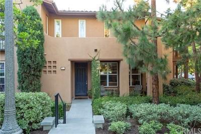 Irvine Condo/Townhouse For Sale: 61 Passage