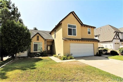 Upland Single Family Home For Sale: 1572 Honeydale Ct