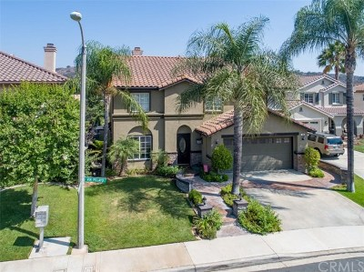 Rancho Santa Margarita Single Family Home For Sale: 26 Via Pelayo