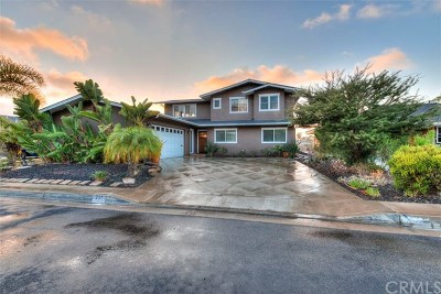 San Clemente Single Family Home For Sale: 231 Via San Andreas