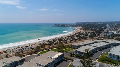 Dana Point  Condo/Townhouse For Sale: 26002 View Point Drive E #86