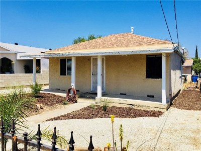 La Habra Single Family Home For Sale: 251 Pacific Avenue