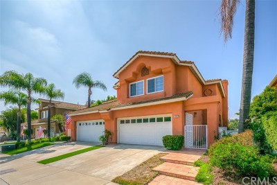 Chino Hills Single Family Home For Sale: 3047 Crape Myrtle Circle