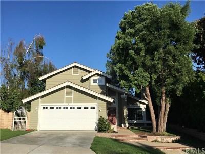 Rancho Santa Margarita Single Family Home For Sale: 21096 Wood Hollow Lane