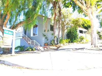 San Pedro Single Family Home For Sale: 1810 S Leland Street