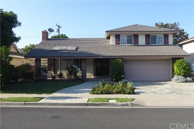 Cypress Single Family Home For Sale: 5953 Mildred