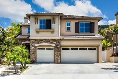 Rancho Santa Margarita Single Family Home For Sale: 8 Lost Canyon