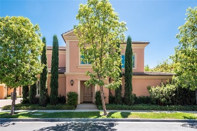 Irvine Single Family Home For Sale: 54 Lupari