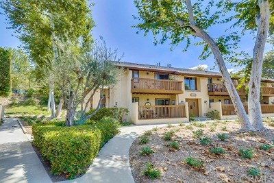 Mission Viejo Condo/Townhouse For Sale: 25781 Marguerite Parkway #F101