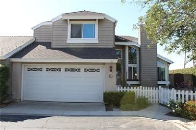 Irvine Single Family Home For Sale: 16 Riverstone #44