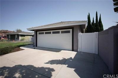 Fountain Valley Single Family Home For Sale: 9576 El Tambor Avenue
