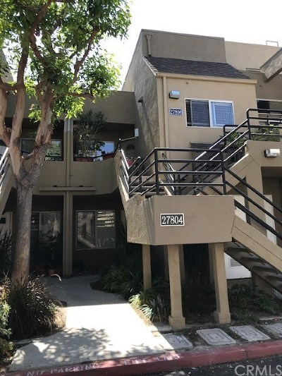 Mission Viejo Condo/Townhouse For Sale: 27806 Jade